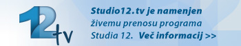 Studio12.tv spletna televizija