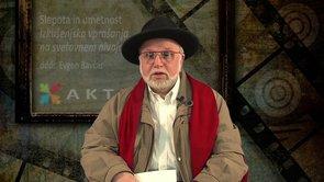 Slepota in umetnost – dr. Evgen Bavčar