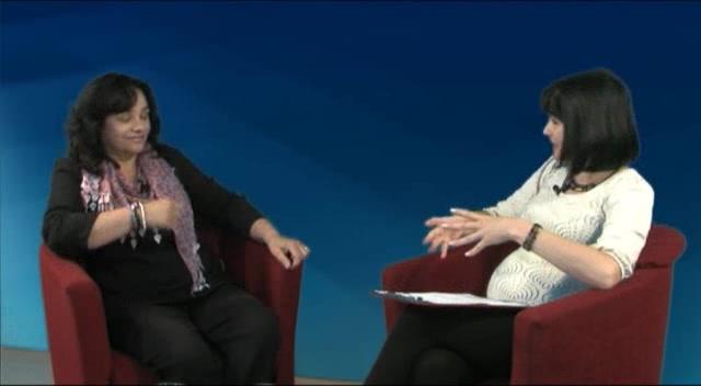 Pisan svet odnosov: dr. Alenka Rebula – Vera vase