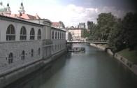 Vodna os Ljubljane