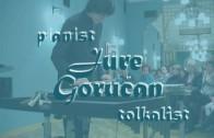 Glasbene nedelje v Unionu – Jure Goručan, klavir in vibrafon