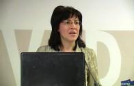 Teden trajnostne energije III.: nagovor dr. Romane Jordan Cizelj