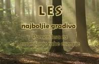 Ekomatika 7: Les – najboljše gradivo. Pomen lesa za zmanjšanje rabe energije
