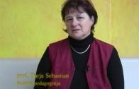 O baletnem tekmovanju: baletna pedagoginja Darja Sebastian