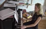Umetnost umetnosti: komponistka Tina Mauko