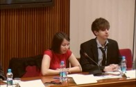 Razprava o aktivnem državljanstvu mladih