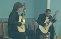 Glasbene nedelje v Unionu –  Nejc Kuhar in Janez Golob, kitarski duo