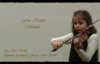 Violinski recital: Ana in Kaja Sešek
