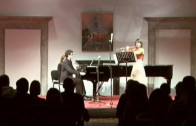 Mladi virtuozi: Jana Fajdiga in Tadej Horvat