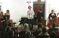 Večer Godalnega kvarteta Akademije za glasbo z gosti, 1.del