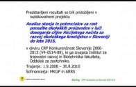 Zdravje na 12: Primerjava cen ekoživil