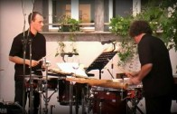 SLOVENIAN PERCUSSION DUO: Sex in the Kitchen (Eng.)