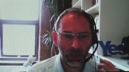 Izzivi uporabe interneta pri uveljavljanju državljanske volje v EU – dr. Andy Williamson (.eng)