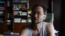 Na mejah spoznanj: Nepredvideni pogovor z Mitjem Perušom