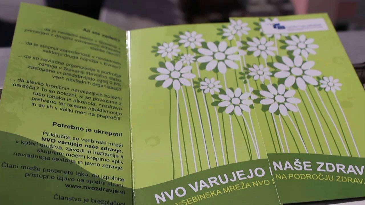 Predstavitev Slovenske zveze za javno zdravje