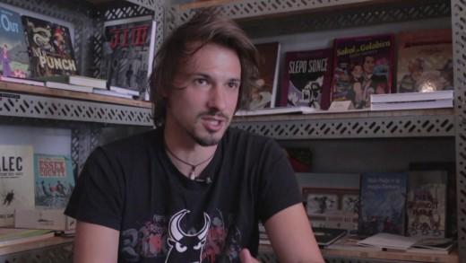 Glas skupnosti – Stripi kot družbenokritični medij