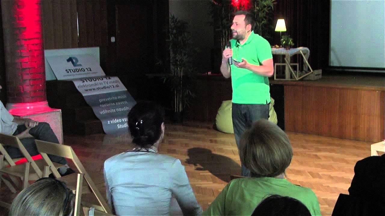 #3 Vdihnimo Navdih: Podjetništvo in lokalno pridelana hrana – Tomaž Stritar