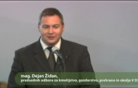 Štafeta semen (mag. Dejan Židan): Podatki samooskrbe 2011: za več slovenske hrane!