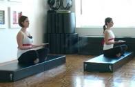 V ravnovesju: pilates, drsanje in zadnja plat