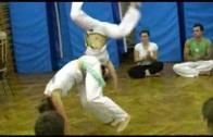 V ravnovesju: capoeira, grimase in minigolf