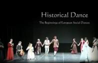 Historical Dance (Eng.)