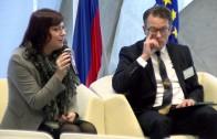 Urbani forum 2015: »Pametna mesta za trajnostni razvoj Slovenije in zeleno rast